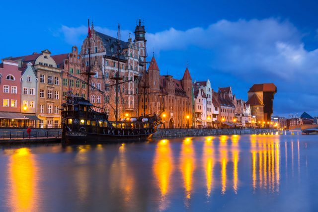 Noclegi Gdańsk – kojący szum morza i jedna z najpiękniejszych starówek w Polsce